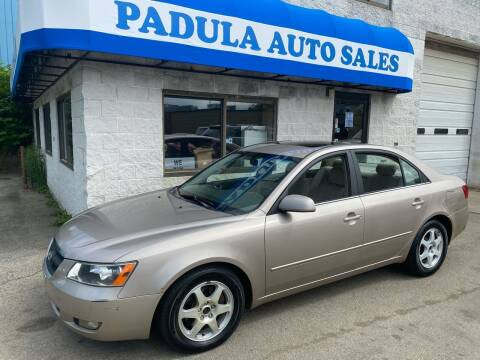 2006 Hyundai Sonata for sale at Padula Auto Sales in Braintree MA