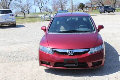 2009 Honda Civic for sale at Bailey & Sons Motor Co in Lyndon KS