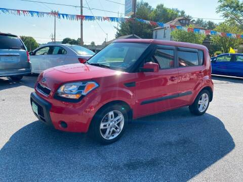 2011 Kia Soul for sale at McNamara Auto Sales - Red Lion Lot in Red Lion PA