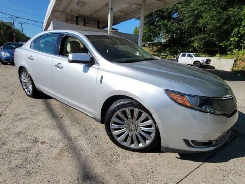 2014 Lincoln MKS for sale at McAdenville Motors in Gastonia NC