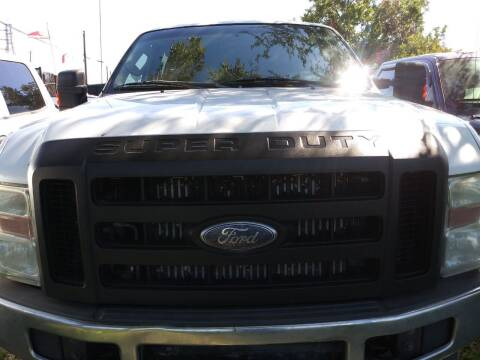 2010 Ford F-350 Super Duty for sale at Ody's Autos in Houston TX