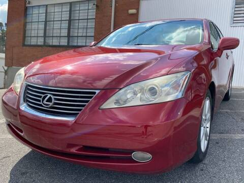 2009 Lexus ES 350 for sale at Atlanta's Best Auto Brokers in Marietta GA