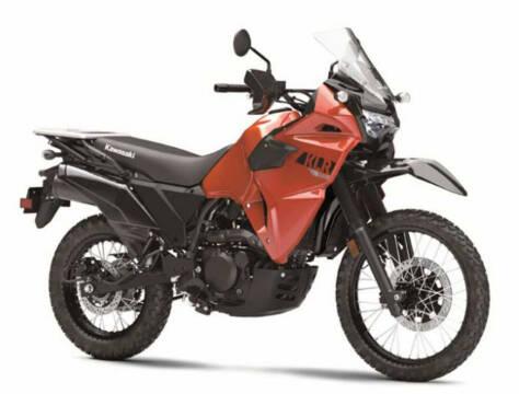 2022 Kawasaki KLR 650 for sale at Head Motor Company - Head Indian Motorcycle in Columbia MO