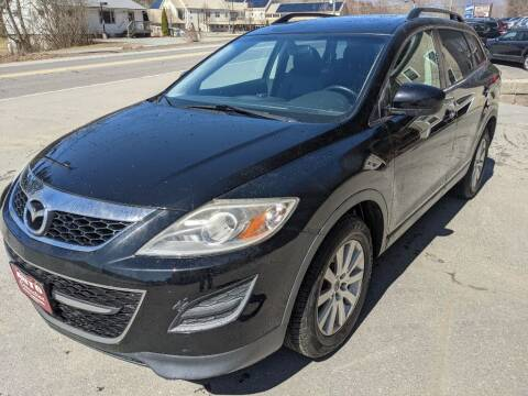 2010 Mazda CX-9 for sale at AUTO CONNECTION LLC in Springfield VT
