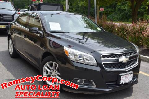 2013 Chevrolet Malibu for sale at Ramsey Corp. in West Milford NJ