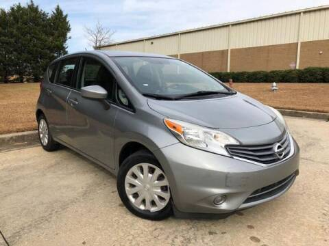 2015 Nissan Versa Note for sale at el camino auto sales in Gainesville GA