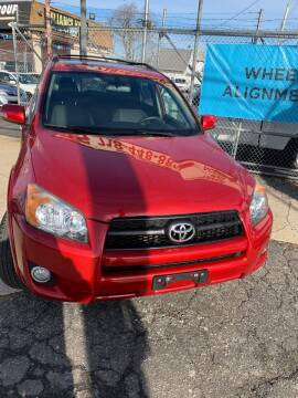 2012 Toyota RAV4 for sale at Reliance Auto Group in Staten Island NY