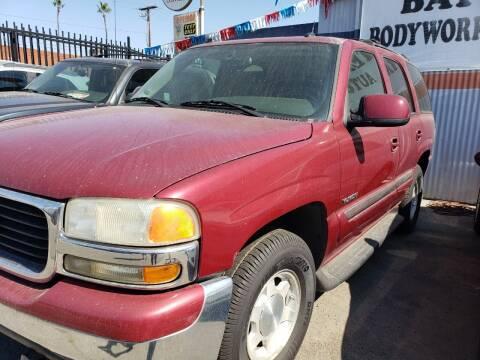 2004 GMC Yukon for sale at Gus Auto Sales & Service in Gardena CA