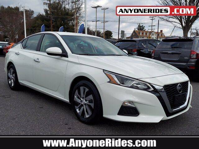 2019 Nissan Altima for sale at ANYONERIDES.COM in Kingsville MD