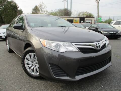 2013 Toyota Camry for sale at Unlimited Auto Sales Inc. in Mount Sinai NY