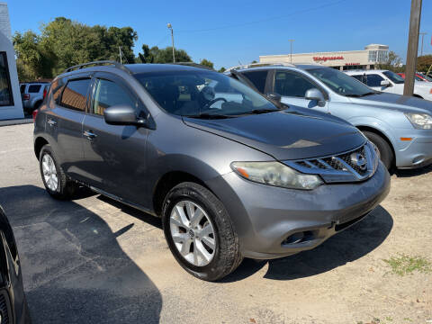 2013 Nissan Murano for sale at Ron's Used Cars in Sumter SC