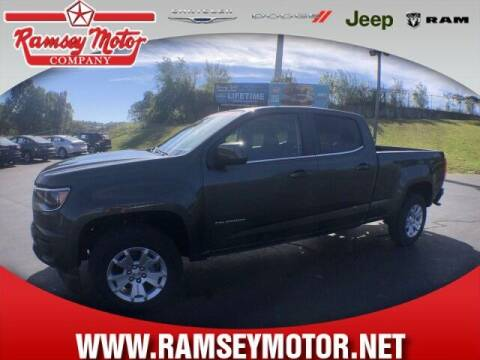 2018 Chevrolet Colorado for sale at RAMSEY MOTOR CO in Harrison AR
