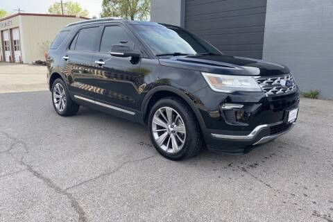 2018 Ford Explorer for sale at Truck Ranch in Logan UT