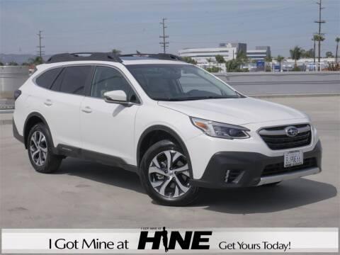 2021 Subaru Outback for sale at John Hine Temecula in Temecula CA