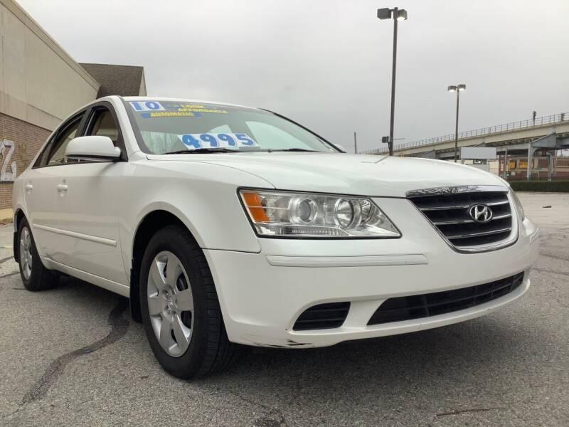 2010 Hyundai Sonata for sale at Active Auto Sales Inc in Philadelphia PA