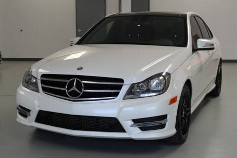 2014 Mercedes-Benz C-Class for sale at Mag Motor Company in Walnut Creek CA