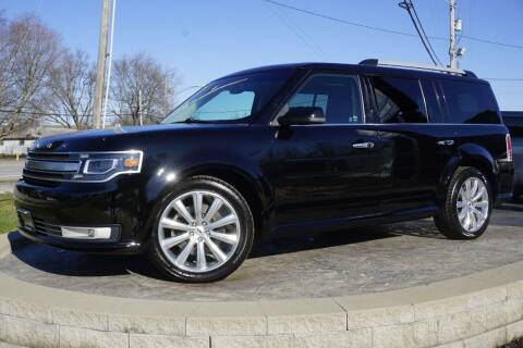 2017 Ford Flex for sale at Platinum Motors LLC in Heath OH
