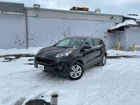 2019 Kia Sportage for sale at Santa Motors Inc in Rochester NY