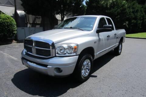 2007 Dodge Ram Pickup 1500 for sale at Key Auto Center in Marietta GA
