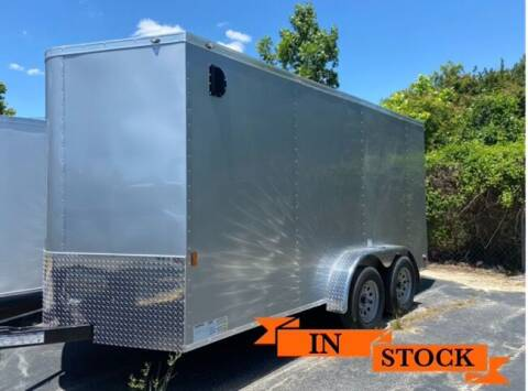 2021 FR 7 X 14 TA 2 for sale at Grizzly Trailers in Fitzgerald GA