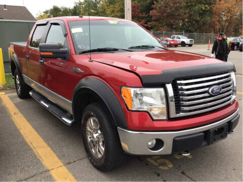 2010 Ford F-150 for sale at Irving Auto Sales in Whitman MA