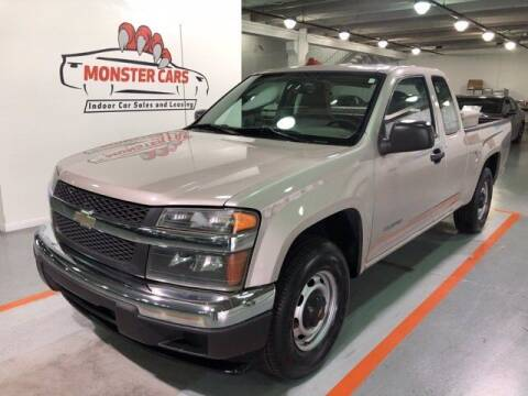 2004 Chevrolet Colorado for sale at Monster Cars in Pompano Beach FL