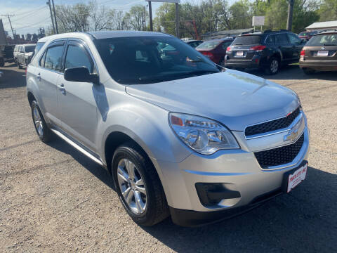 2013 Chevrolet Equinox for sale at Truck City Inc in Des Moines IA