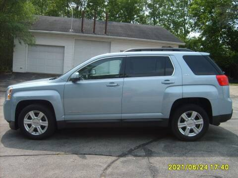 2014 GMC Terrain for sale at Northport Motors LLC in New London WI