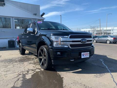 2018 Ford F-150 for sale at 355 North Auto in Lombard IL