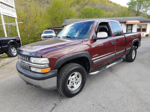 1999 Chevrolet Silverado 1500 for sale at Kerwin's Volunteer Motors in Bristol TN