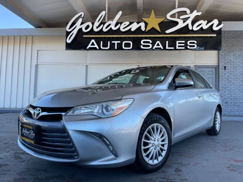 2015 Toyota Camry for sale at Golden Star Auto Sales in Sacramento CA