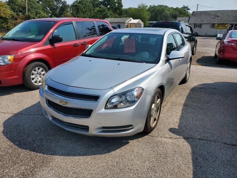 2009 Chevrolet Malibu for sale at ASAP AUTO SALES in Muskegon MI