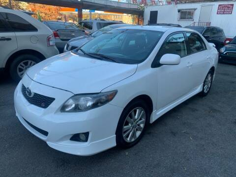 2010 Toyota Corolla for sale at Gallery Auto Sales in Bronx NY