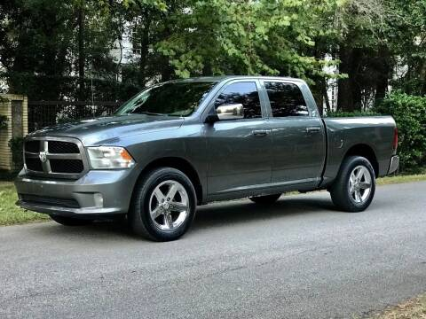 2013 RAM Ram Pickup 1500 for sale at Texas Auto Corporation in Houston TX