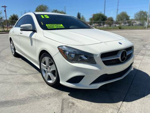 2015 Mercedes-Benz CLA for sale at Affordable Auto Solutions in Wilmington CA