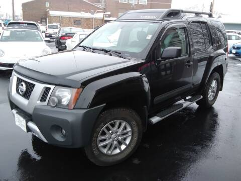 2014 Nissan Xterra for sale at Village Auto Outlet in Milan IL