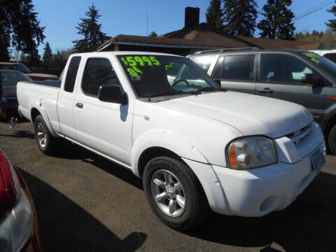 2004 Nissan Frontier for sale at Lino's Autos Inc in Vancouver WA