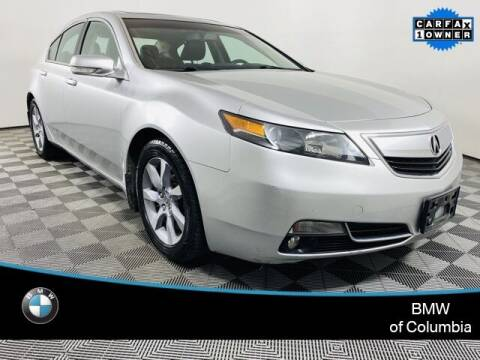 2012 Acura TL for sale at Preowned of Columbia in Columbia MO