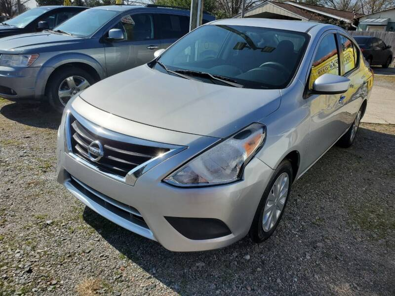 2015 Nissan Versa for sale at Dick Smith Auto Sales in Augusta GA