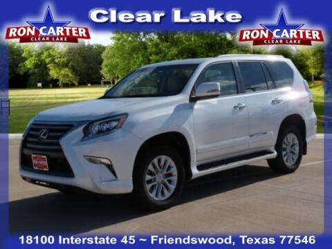 2017 Lexus GX 460 for sale at Ron Carter  Clear Lake Used Cars in Houston TX