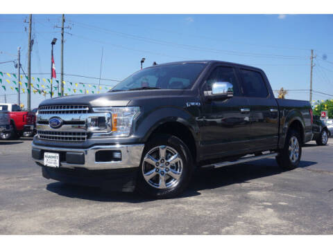 2019 Ford F-150 for sale at Maroney Auto Sales in Humble TX