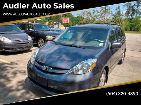2010 Toyota Sienna for sale at Audler Auto Sales in Slidell LA