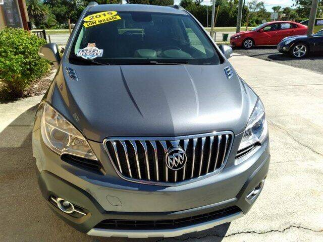 2015 Buick Encore for sale at Car Spot Of Central Florida in Melbourne FL