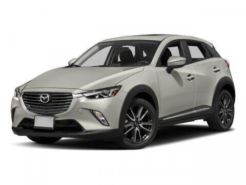 2017 Mazda CX-3 for sale at Auto Finance of Raleigh in Raleigh NC
