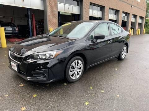 2017 Subaru Impreza for sale at Matrix Autoworks in Nashua NH