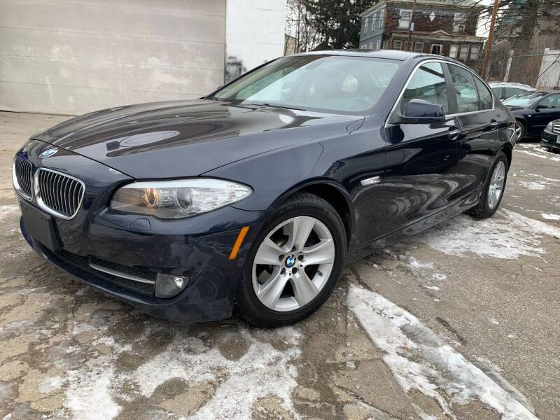 2011 BMW 5 Series for sale at Amherst Street Auto in Manchester NH