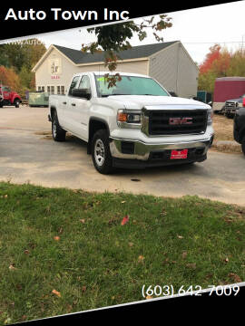 2014 GMC Sierra 1500 for sale at Auto Town Inc in Brentwood NH