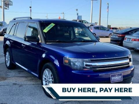 2015 Ford Flex for sale at Stanley Automotive Finance Enterprise - STANLEY FORD SWEETWATER in Sweetwater TX
