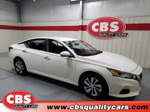 2019 Nissan Altima for sale at CBS Quality Cars in Durham NC