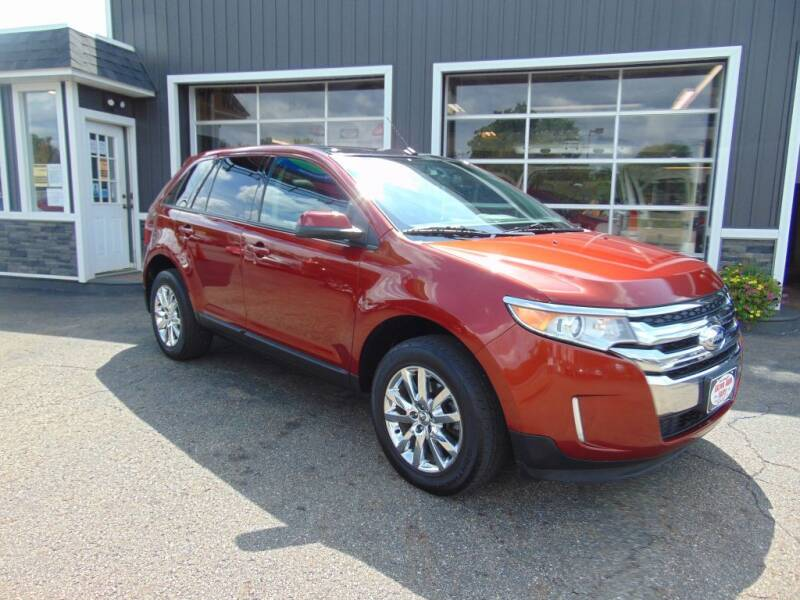 2014 Ford Edge for sale at Akron Auto Sales in Akron OH